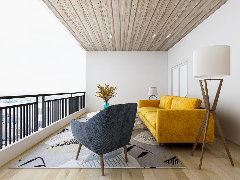 Drevená podlaha na balkón Bratislava Položíme