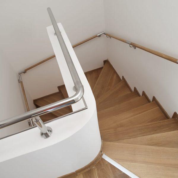 Laminátová podlaha na schody Bratislava