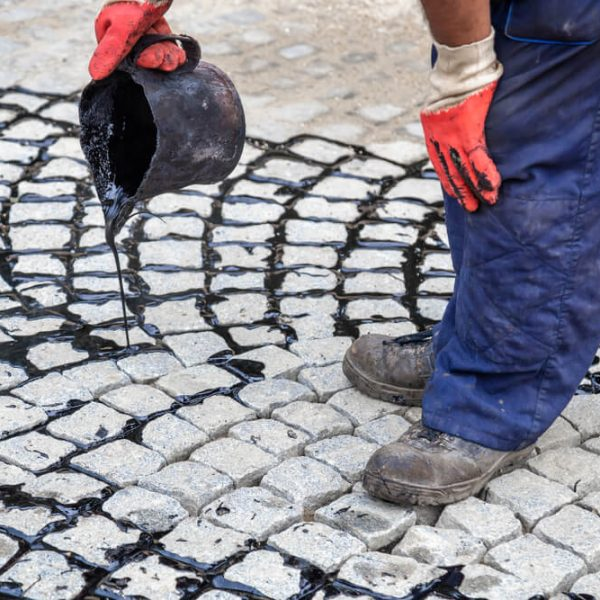 Oprava škárovania dlažby Bratislava Položíme