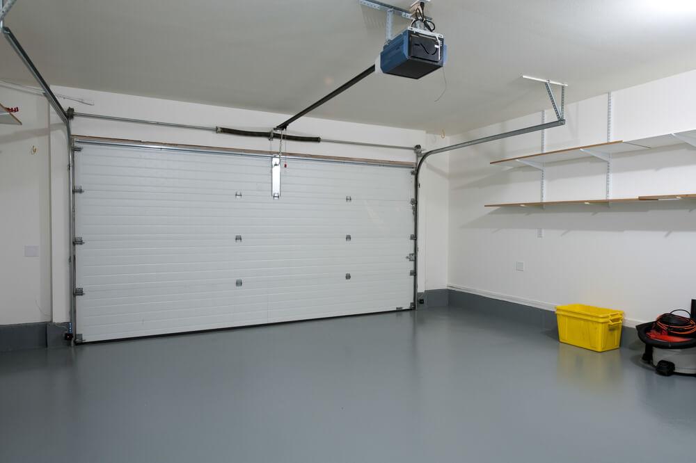 Epoxidová podlaha garáž Bratislava